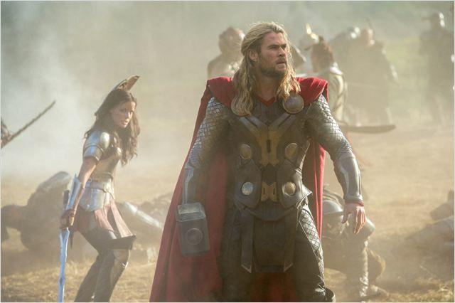 [Critique] Thor 2, le monde des ténèbres