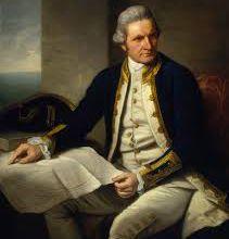 Histoire de rôle..... James Cook, l'arpenteur du Pacifique