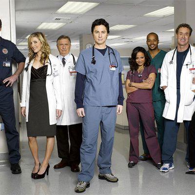 """Tout sur la série """"Scrubs"""" : personnages, histoire, succès"""