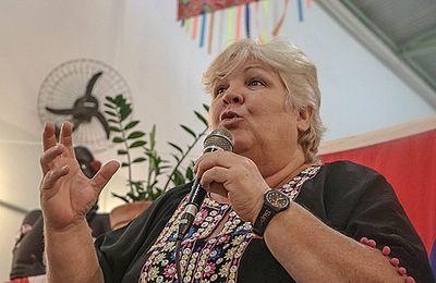 La fille du Che, Aleida Guevara, rejette l'ingérence et la violence des États-Unis dans les manifestations cubaines