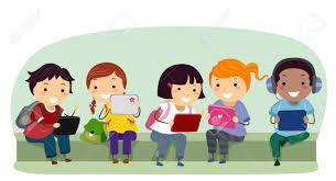 Animations sur tablettes à la bibliothèque