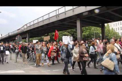 Solidemo in Berlin #occupygezi (?):...