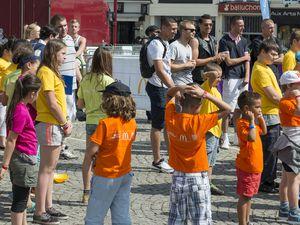 Mcdo kids tour Hazebrouck (05/08/2014)