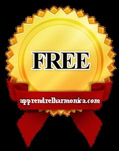 Nouveau badge - Accès libre - Contenu offert