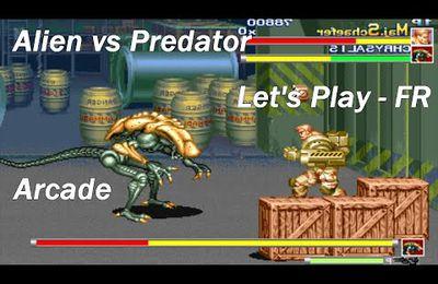 Arcade Let's Play FR - Alien VS Predator