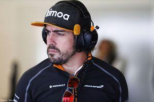 Fernando Alonso de retour à l'Indy 500 avec McLaren
