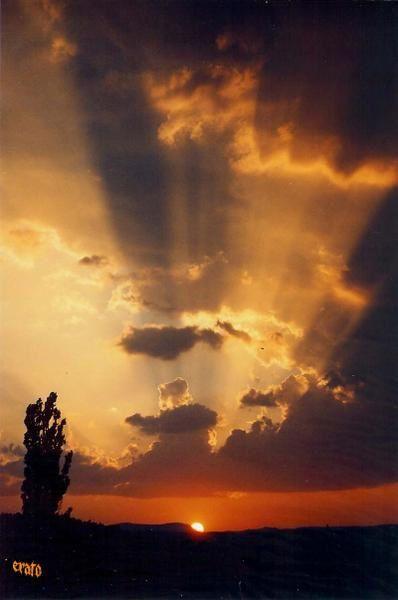 vision de chaque instant, chaque moment,de jour, de nuit....