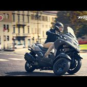 2020 Yamaha Tricity 300. The best move in town