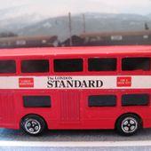 BUS DAIMLER FLEETLINE CORGI 1/100 - THE LONDON STANDARD - car-collector.net