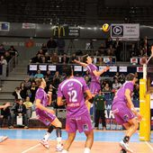 - Spacer's Vs Paris volley 2013 - Mikael Bordenave