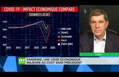 """V IDEO - Jacques Sapir  : """"Une crise économique majeure au coût sans précédent"""""""