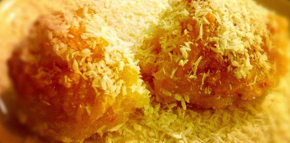 Riz gluant à la coco