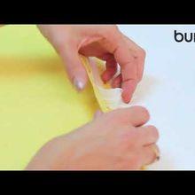 Comment poser une fermeture à glissière invisible ?