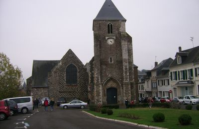 SAINT VALERY: son église