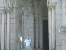 rencontre avec les oeuvres d'Alice Pasco dans l'église Saint-Joseph à Pontivy !