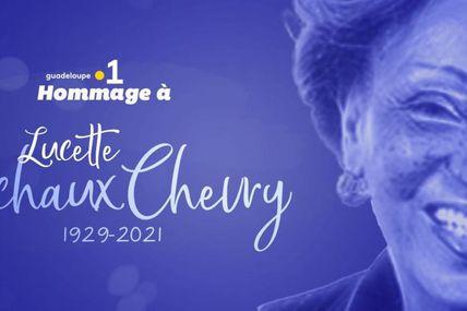La cérémonie funéraire de Lucette Michaux-Chevry sera à suivre en direct sur les trois antennes de Guadeloupe La 1ère !