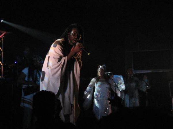 Concert de Tiken Jah Fakoly à Toulouse