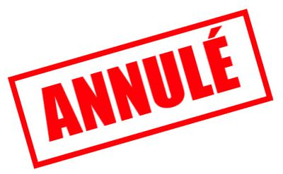 ANNULATION CYCLO CROSS LOUIS KOSEC SOUVENIR AUDREY