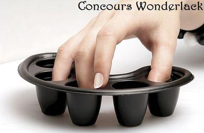 Concours Wonderlack de Beauty Nails : 6 produits à gagner pour réaliser à la maison une manucure semi-permanente