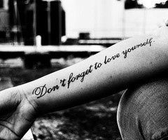 D'ont forget ...