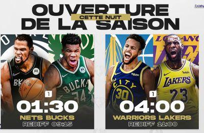 Los Angeles Lakers / Golden State Warriors : Sur quelle chaîne et à quelle heure suivre la rencontre ?