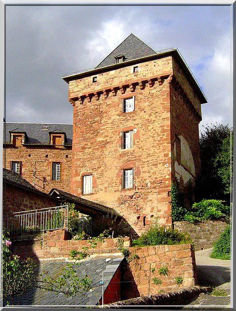Diaporama fortifications de Villecomtal
