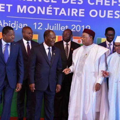 UEMOA : en 2020, l'ECO remplacera le CFA, en gardant la parité avec l'Euro, a déclaré le Président ivoirien Alassane Ouattara