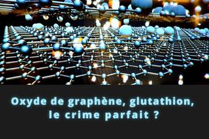 Jean-Jacques Crèvecoeur : « Oxyde de graphène, glutathion, le crime parfait ? »