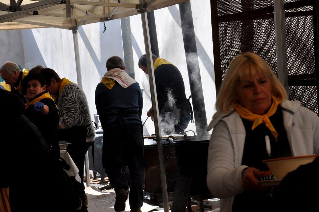 """En cuisine avec """"Amistat a l'entorn del Canigou"""""""