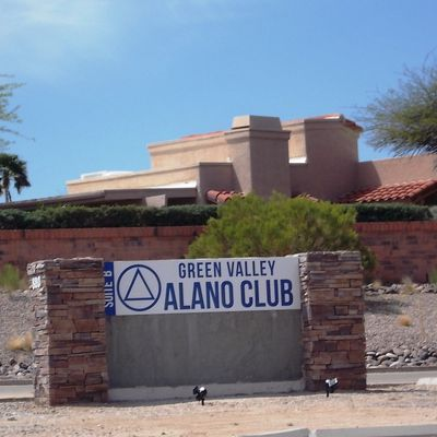 USA, Arizona : Green Valley Alano Club