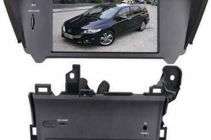 tv shops | Price comparisons Piennoer Original Fit (2008-2010) Honda Odyssey 6-8 Inch Touchscreen Double-DIN Car DVD Player  &  In Dash Navigation System,Navigator,Built-In Bluetooth,Radio with RDS,Analog TV, AUX & USB, iPhone/iPod Controls,steering wheel control, rear view camera input