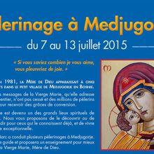 Vidéos des enseignements de Mgr Marc à Medjugorje - 2015