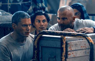 Critiques Séries : Prison Break. Saison 5. Episode 5.