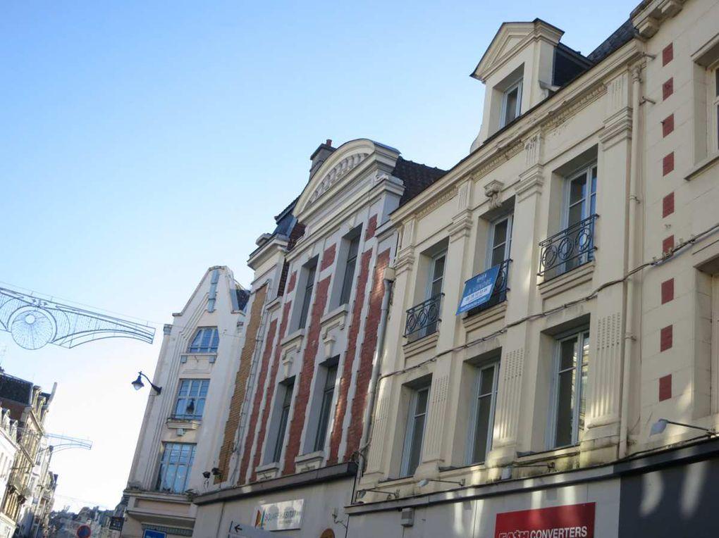 67, rue Saint-Aubert, date non précisée, après 1925 (source : Médiathèque municipale) - 67 rue Saint-Aubert, 2017