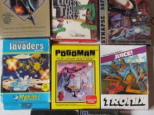 [BROCANTE] Un Casio PV-2000 et des jeux cartouches Atari et Commodore !
