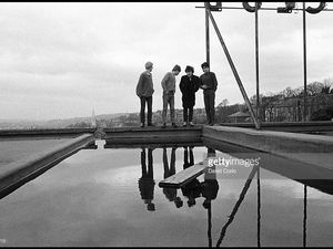 U2 -Country Club - Cork - Irlande -04/02/1980