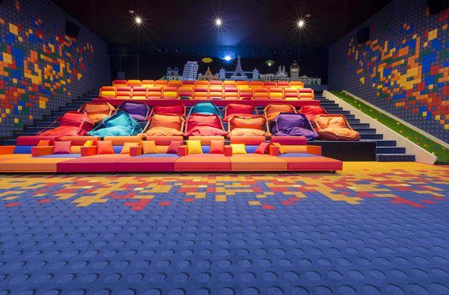 [Sortie] La salle Mômes: une vraie salle de ciné kidsfriendly!