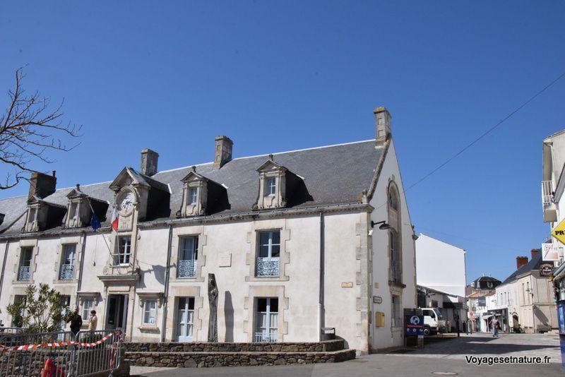 Balade sur l'île de Noirmoutier