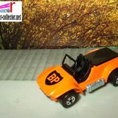SAND DRIFTER HOT WHEELS 1/64 AVEC LOGO BP - car-collector.net