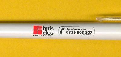 Impression de stylos publicitaires