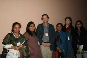 NAOP 18th Annual Conference, Guwahati IIT, 15-17 dec. 2008 - Some pictures
