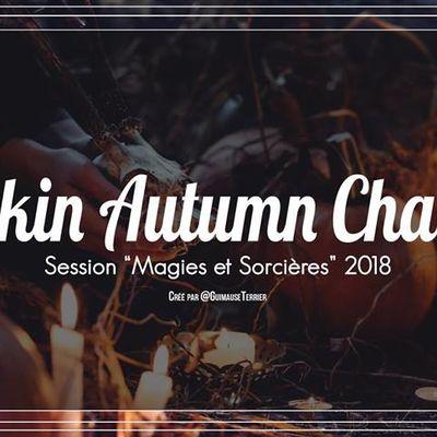 Pumpkin Autumn Challenge : Bilan (2018)