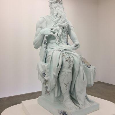Daniel Arsham - Paris 3020 - Galerie Perrotin