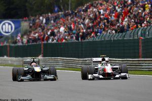HRT ne coopérera pas avec Team Lotus