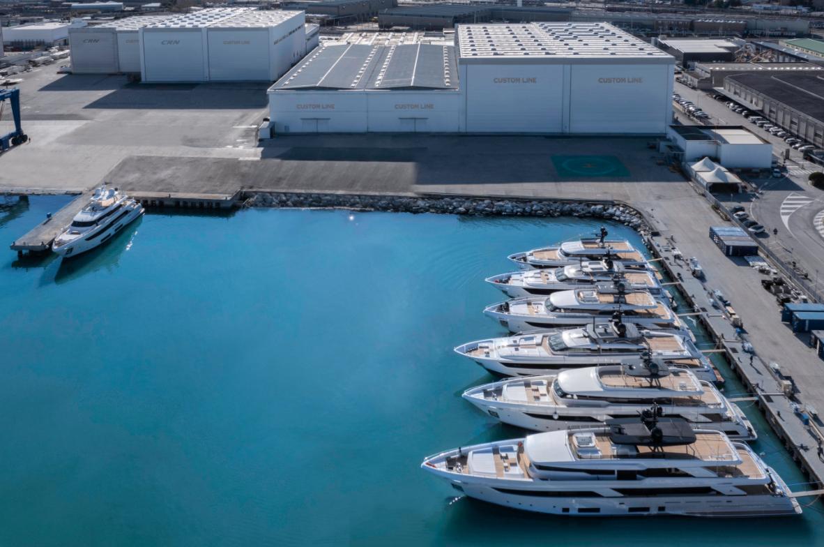 Forte croissance pour le Groupe Ferretti au premier trimestre 2021
