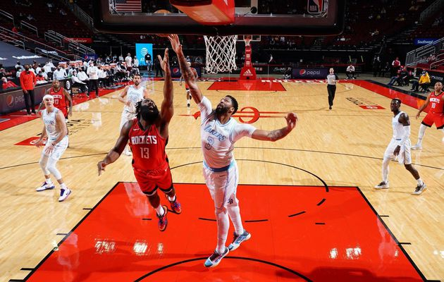 Anthony Davis porte les Lakers face aux Rockets