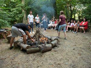 Camping de Wormhout - 30/07 - 03/08