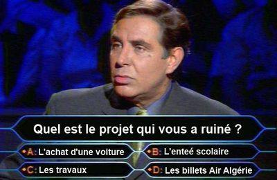 Jean-Pierre FOUCAULT vous pose une question ...