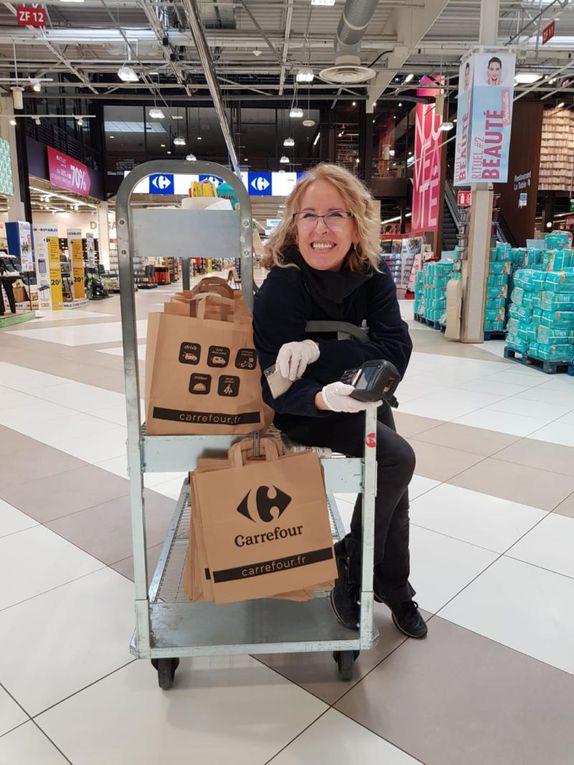 En pleine crise sanitaire les Français disent merci à Carrefour selon CSA Brands&you.