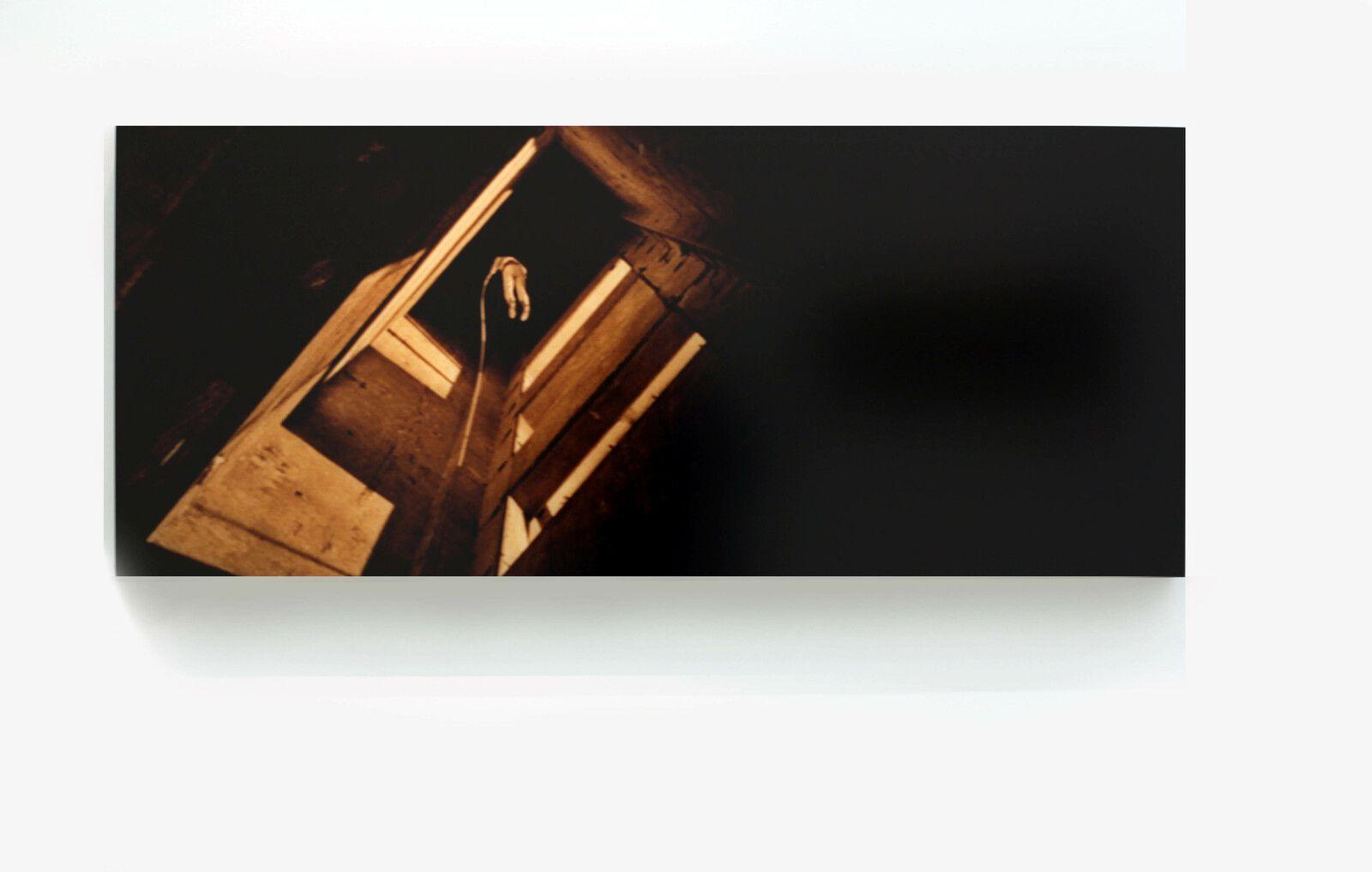 """""""The Element of crime, Archive"""", 1984 - 2021 de Lars VON TRIER - Courtesy de l'artiste et de la galerie Perrotin Paris © Photo Éric Simon"""